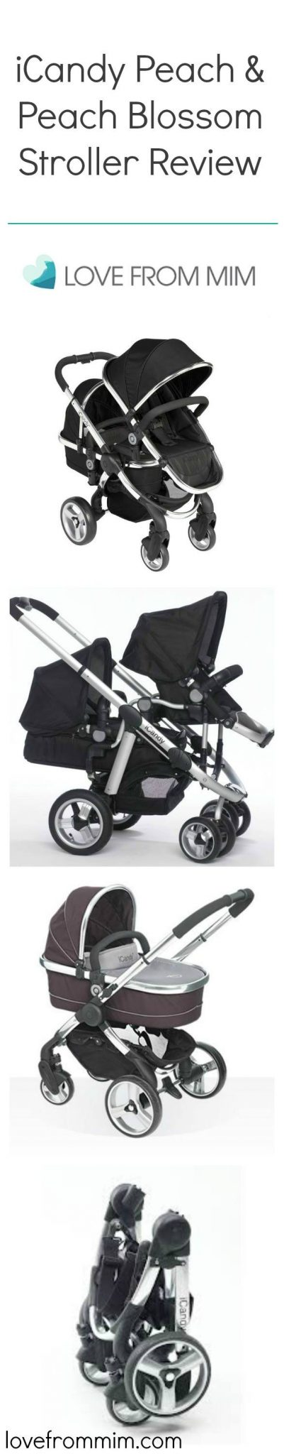 Are you looking for a great stroller that will grow with your growing family? The iCandy Peach Stroller is perfect for one or two babies! It's a convenient single stroller or double stroller that folds down easily too. Find out more! #icandy #icandyreview #candypeachstroller #bestStroller #premiumstroller #luxurypram