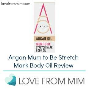 Argan Mum to Be Stretch Mark Body Oil Review - lovefrommim.com Pregnancy Stretch Marks How to Reduce Stretch Marks