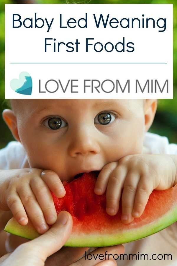 Looking for Baby Led Weaning First Foods Ideas or ideas for baby led weaning meals? Here are my baby led weaning tips and blw food ideas! - Love from Mim #babyledweaning #blw #blwtips #babyledweaningtips #babyfoodideas #howtoweanababy #babyledweaningideas #babyledweaningguide