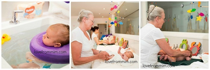 Mum and baby spa day a unique experience love from mim for Salon baby cool
