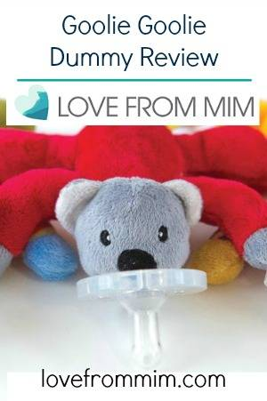 Goolie Goolie Dummy Review & Giveaway - lovefrommim.com