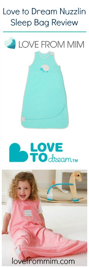 Love To Dream Nuzzlin Sleep Bag Review Best Baby