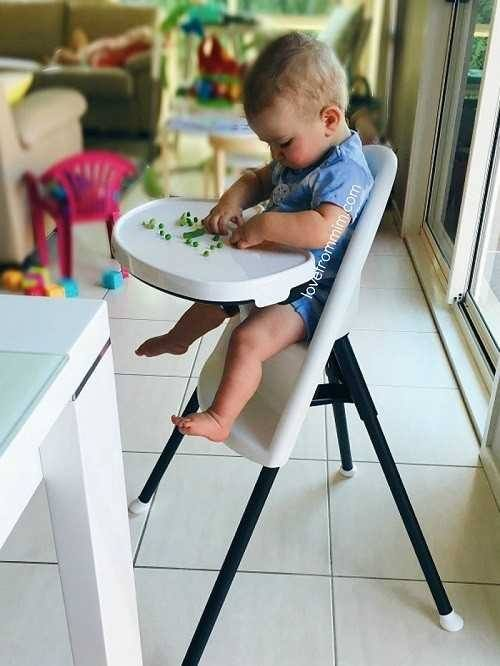 Attractive BabyBjorn High Chair Review
