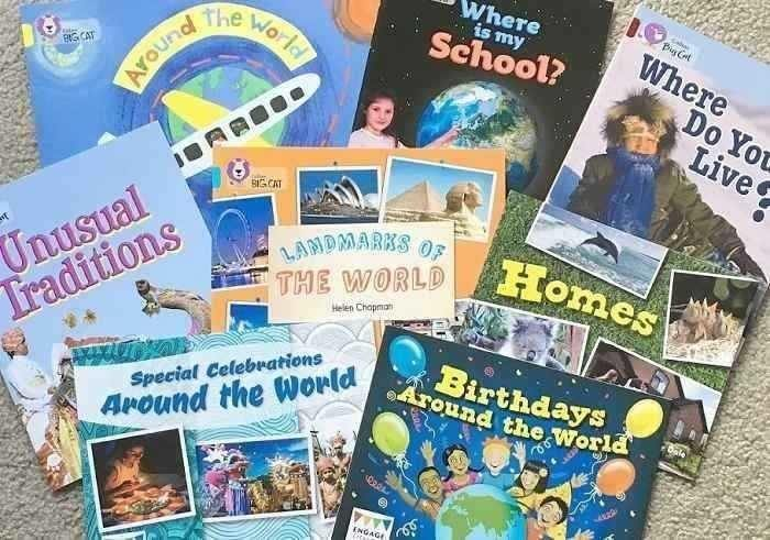 Around the World Tradition and Celebrations Books to celebrate World Harmony Day