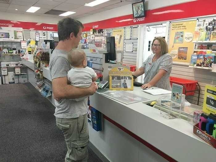 how to get a passport for a child australia