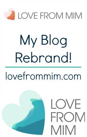 My Blog Rebrand There's something new around here! www.lovefrommim.com New Logo Blog Logo Mummy Blogger Parent Blogger Newcastle NSW Blogging Blog Relaunch Blog Rebrand