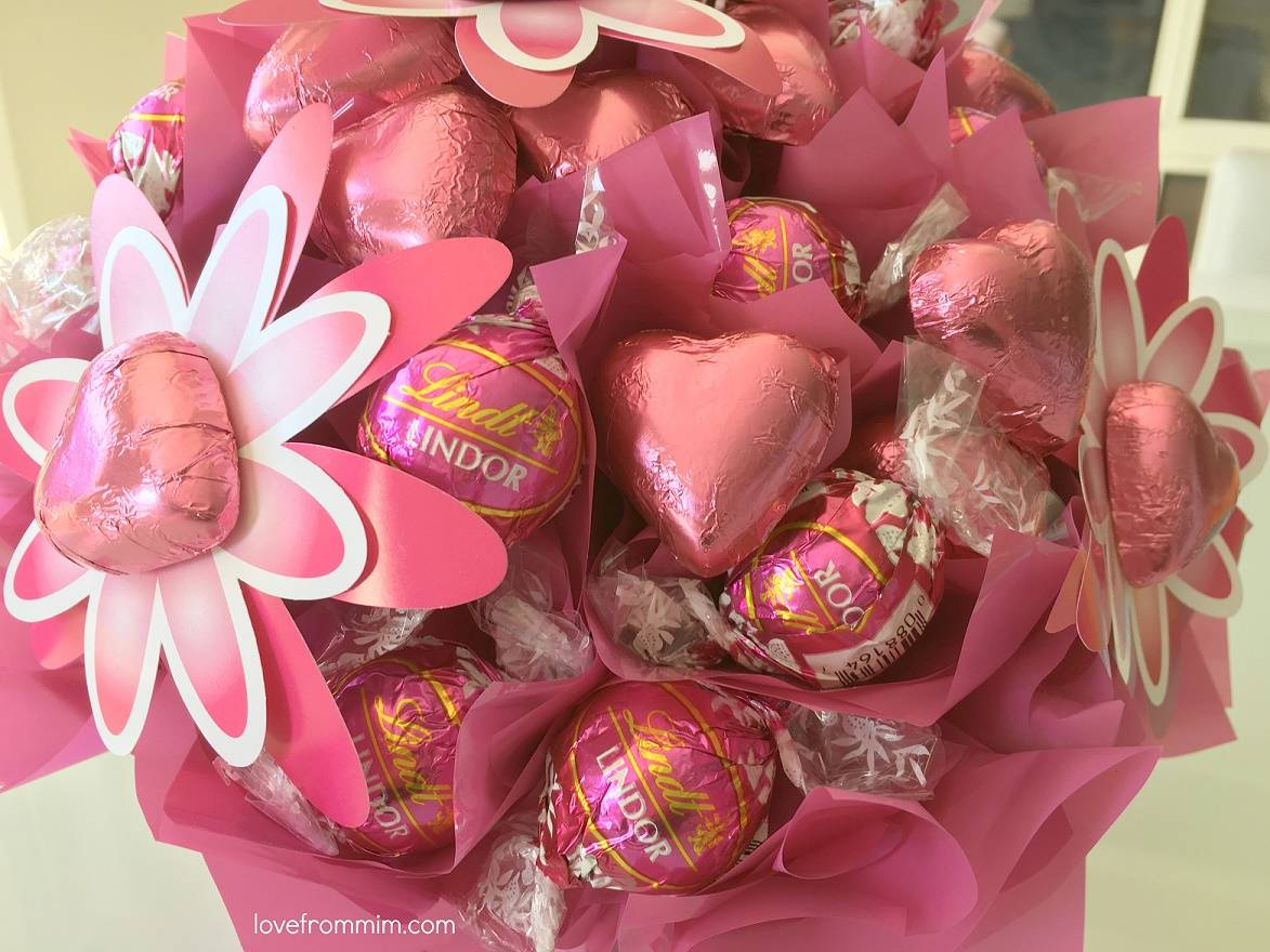 Tastebuds Edible Bouquets Review - Love from Mim