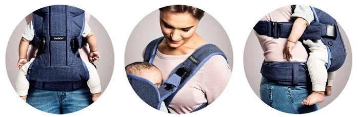 BabyBjorn Baby Carrier One Review - Love from Mim