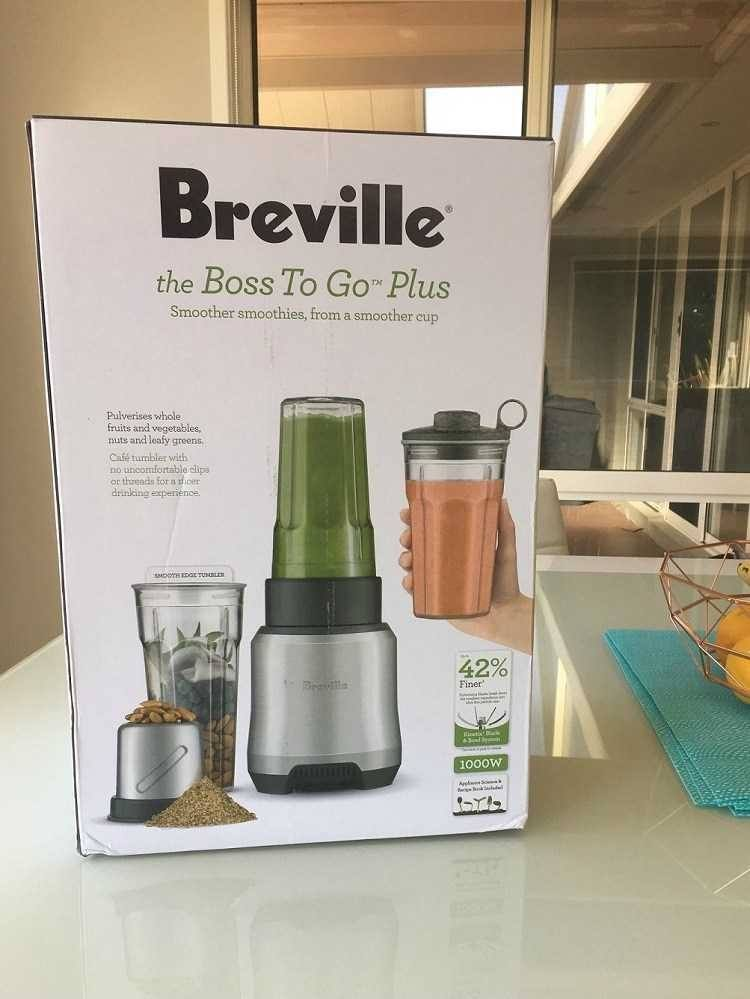 Breville Boss to Go Plus Review - Love from Mim
