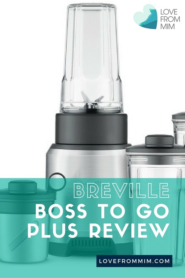 In this Breville Boss to Go Plus review I share how this is the best juicer and best blender we've used for so many recipes! - Love from Mim Read this is you're looking for the best blender #breville #brevillereviews #bosstogo #bosstogoreviews #brevillebosstogo #bestjuicer #bestblender #ninjabullet #smoothiemaker #smoothierecipes #juicerecipes