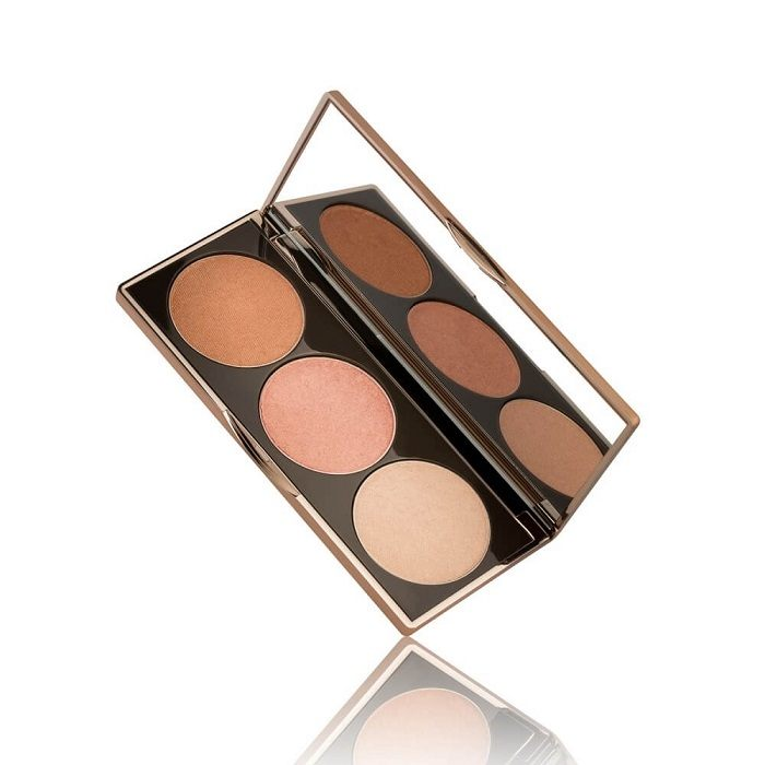 Nude By Nature Contour and Highlight Review - Love from Mim