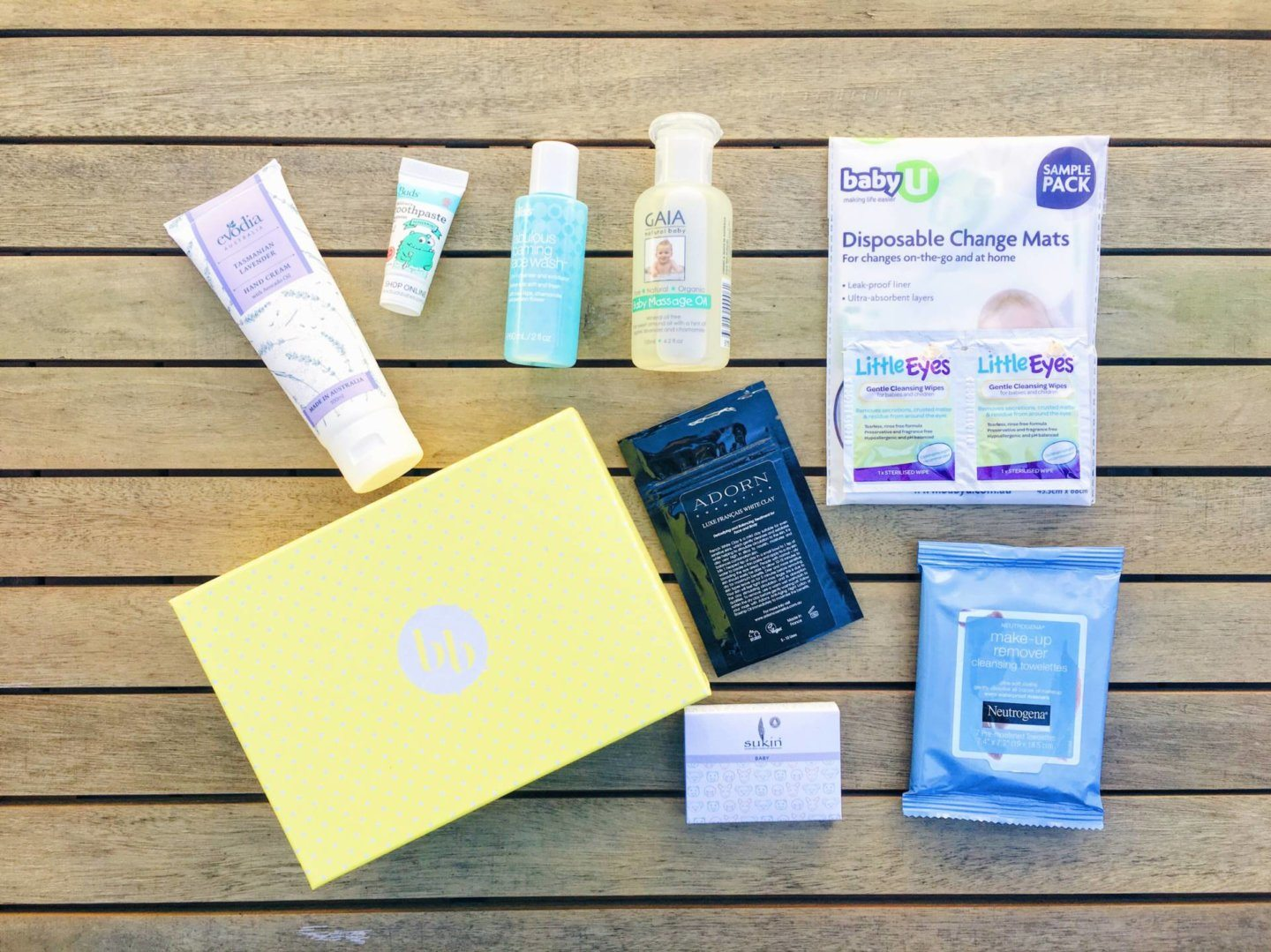 Christmas Gift Ideas for Mums + Olive Skincare Giveaway! lovefrommim.com Love from Mim Christmas Gift Ideas for Her Christmas Gifts for Women Christmas Present Ideas for Mums BellaBaby Box Review BellaBox Review Monthly Subscription Box Products for Mums