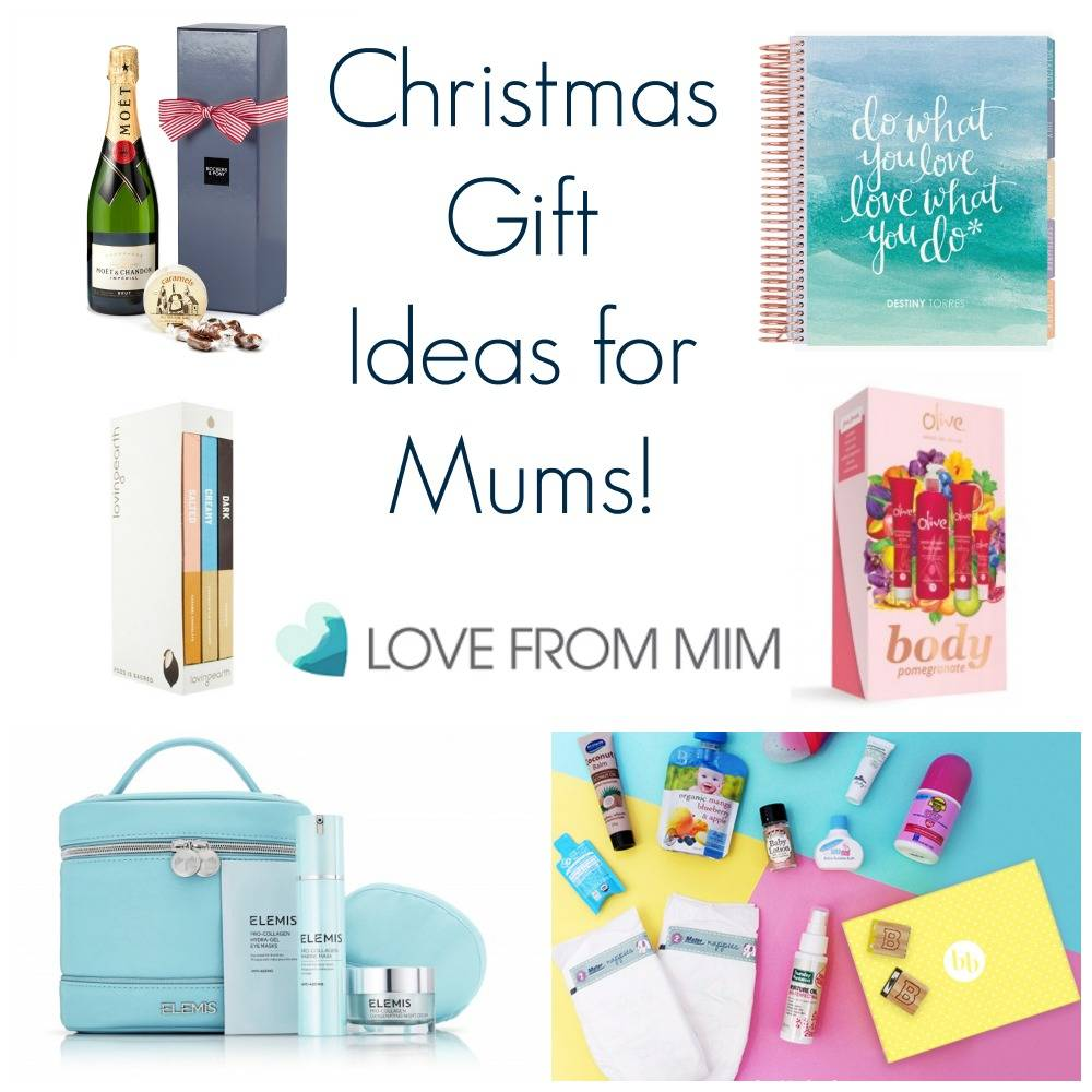 Christmas Gift Ideas for Mums + Olive Skincare Giveaway! lovefrommim.com Love from Mim Christmas Gift Ideas for Her Christmas Gifts for Women Christmas Present Ideas for Mums