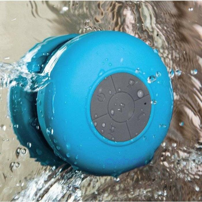 Christmas Gift Ideas for Dads + win a $150 Gift Card! lovefrommim.com Love from Mim Yellow Octopus Bluetooth Wireless Shower Speaker