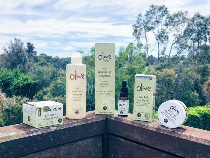 Olive Skin Care Review - Love from Mim