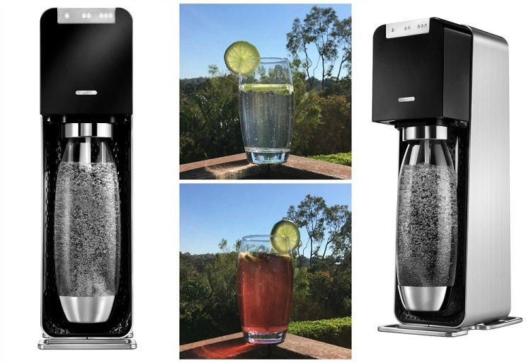 sodastream power review tutorial free water tracker love from mim. Black Bedroom Furniture Sets. Home Design Ideas