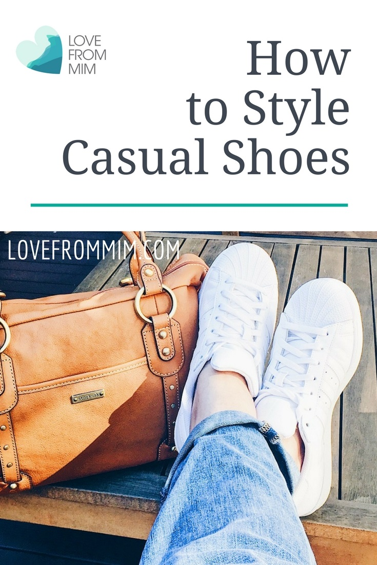 My Favourite Ways to Style Casual Shoes - lovefrommim.com Adult Converse Kids Converse