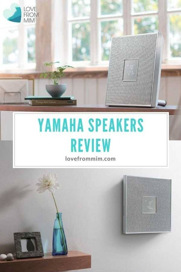 Yamaha Speakers Review - Love from Mim Yamaha Frame ISX-80 Review Yamaha Relit ISX-170 Review
