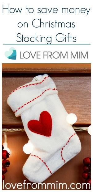 How to save money on Christmas Stocking Gifts - lovefrommim.com Love from Mim Christmas Gift Ideas for Babies Christmas Gift Ideas for Toddlers Christmas Gift Ideas for Kids Baby's First Christmas Gift Stocking Filler Ideas for Babies Stocking Filler Ideas for Toddlers Stocking Filler Ideas for Kids How to save money at Christmas