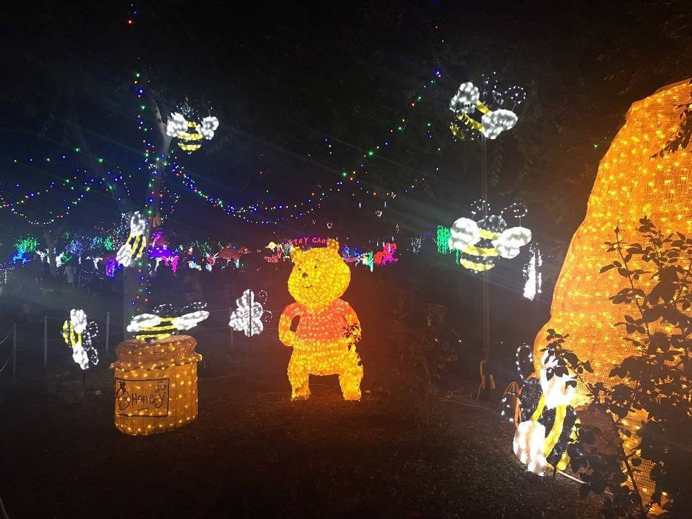 Christmas Lights Spectacular 2016 at the Hunter Valley Gardens! Hunter Valley Gardens Christmas Lights Spectacular - lovefrommim.com Hunter Valley Christmas Event Hunter Valley Days Out with Kids Family Event in the Hunter Valley