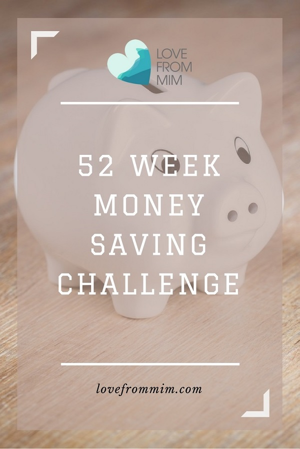Want to easily save $1378 every year? Take my 52 Week Money Saving Challenge and save money as a family easily! #familyfinances #savingmoney #moneysaving #moneysavingchallenge #52weekmoneysavingchallenge