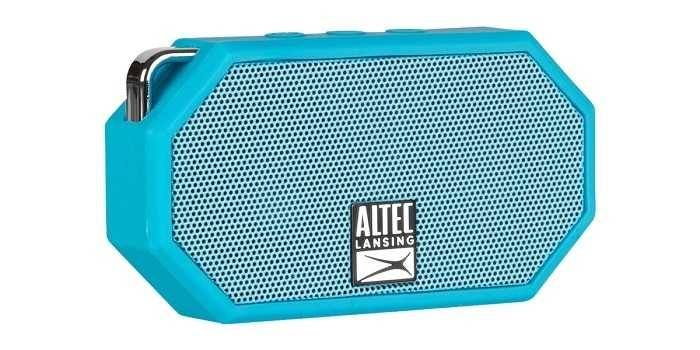 Altec Lansing Jacket H2o Speaker Review