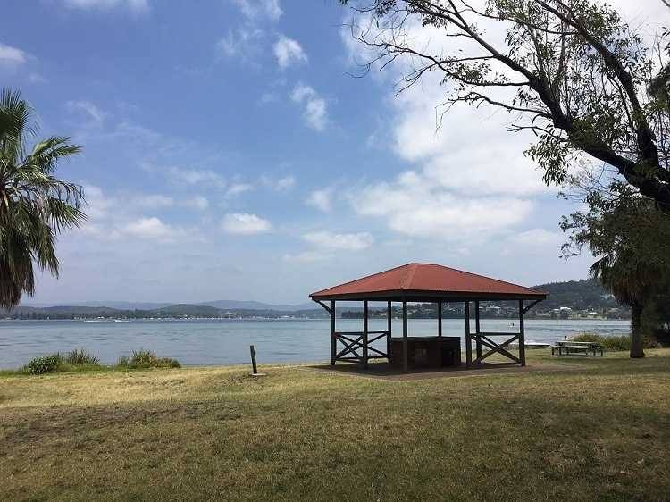 Warners Bay Foreshore - Love from Mim
