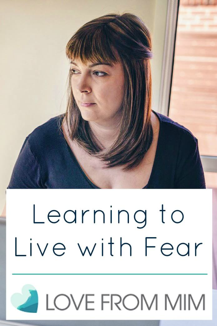 Learning to live with Fear - lovefrommim.com Love from Mim Triple Negative Breast Cancer Diagnosis, Breast Cancer, Living in Fear, Living with Fear, Depression, Mental Health, Cancer Treatment, Cancer, Life after Cancer, How to live after cancer, life after a Breast Cancer diagnosis, Dealing with breast cancer