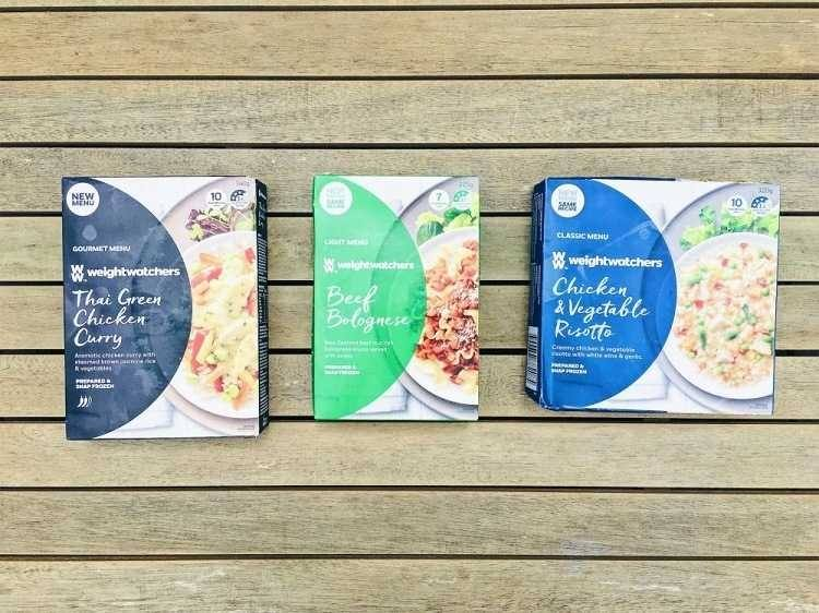5 Quick and Healthy Lunch Ideas For Busy People - Love from Mim Weight Watchers Frozen Meals