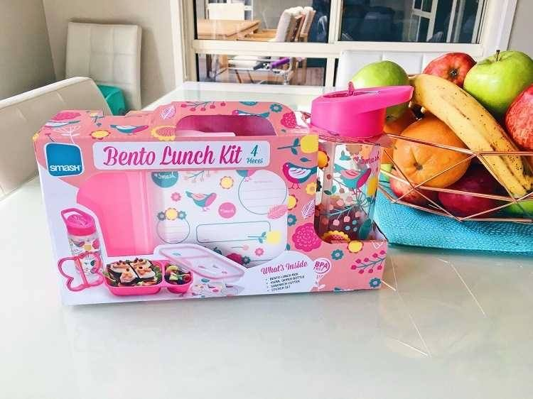 Smash Lunch Boxes Review - Smash Bento Box - Love from Mim