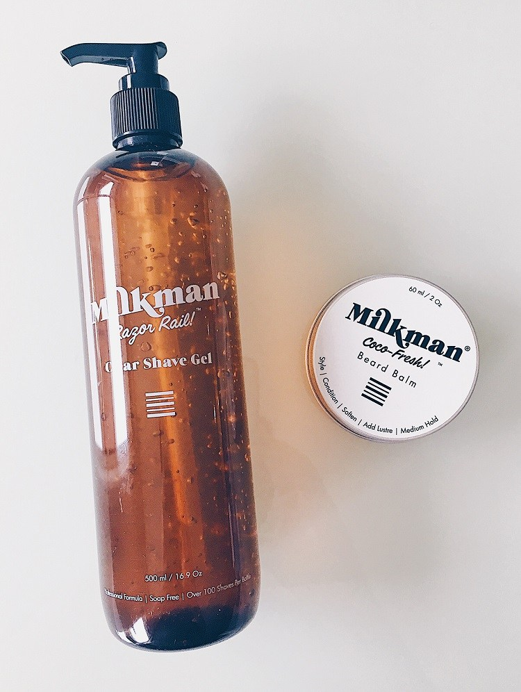 Milkman Grooming Co Products