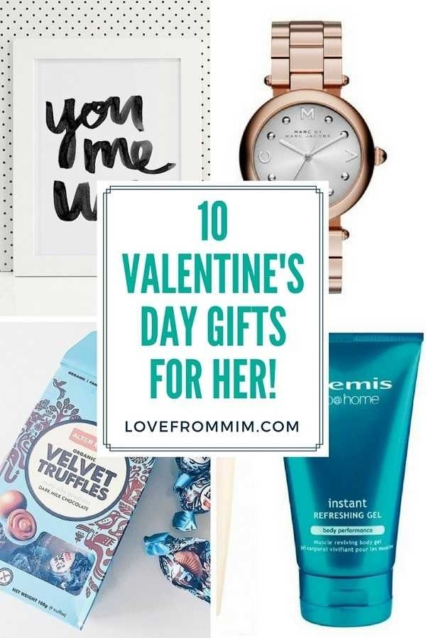 These Valentine's Day Gift Ideas for Her have you sorted for what to buy a girl for Valentine's Day! - Love from Mim #femalegifts #valentinesday #valentinesdaygifts #valentinesdaygiftideas #giftsformums #giftsformothers #giftsforher