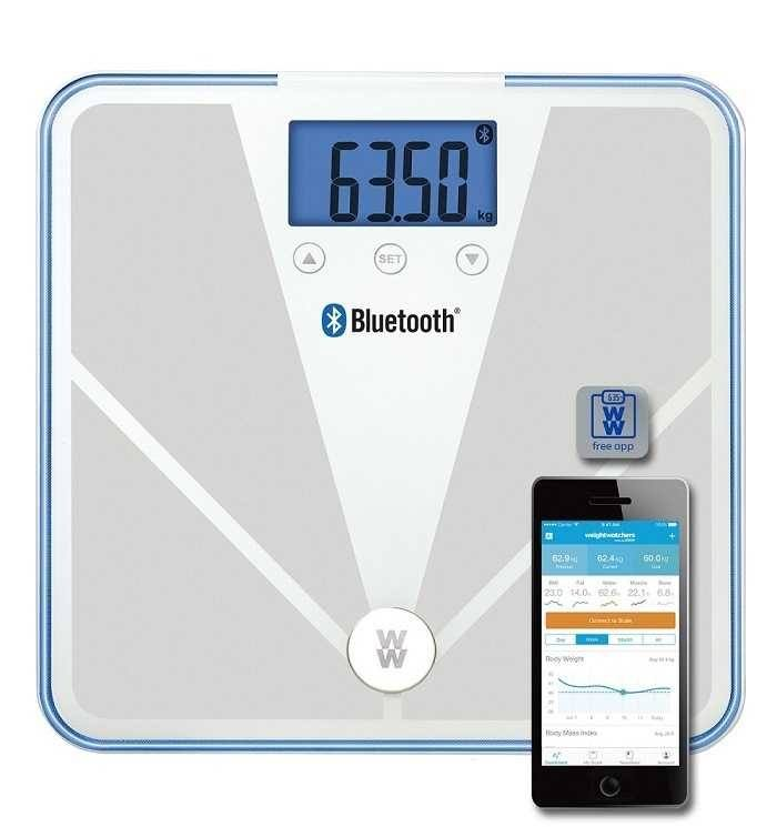 Weight Watchers Body Balance Bluetooth Diagnostic Scale Review. A full review of this new scale and how it can help with weight management.