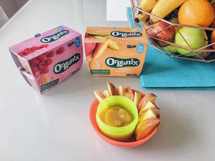 Healthy Travel Snacks for Babies and Toddlers - Love from Mim