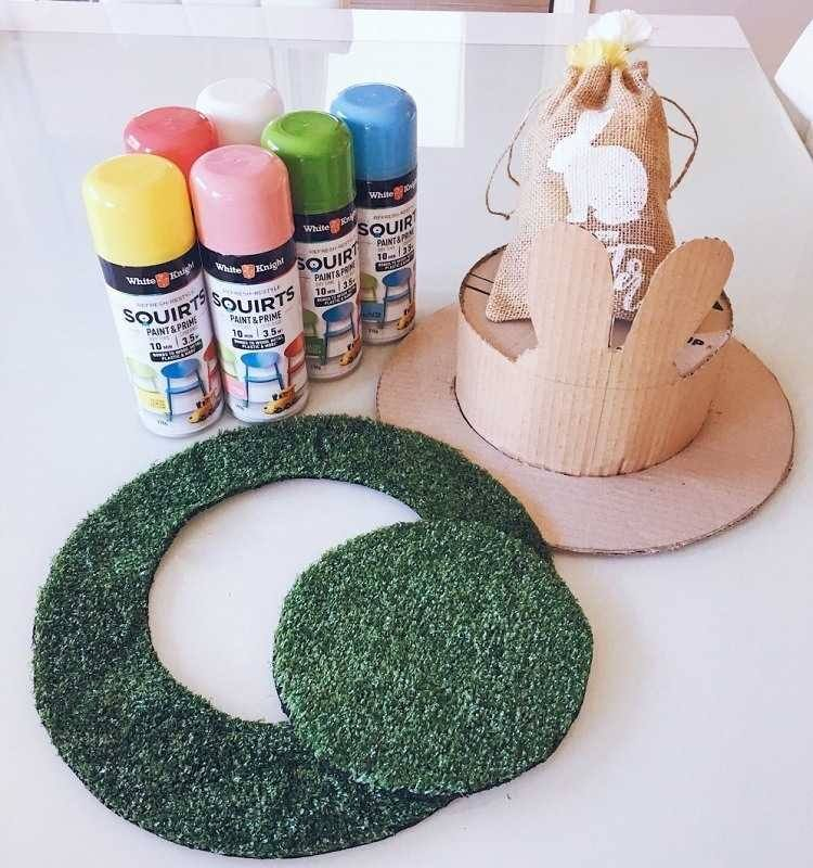 How to make a Unique Easter Parade Hat - Love from Mim