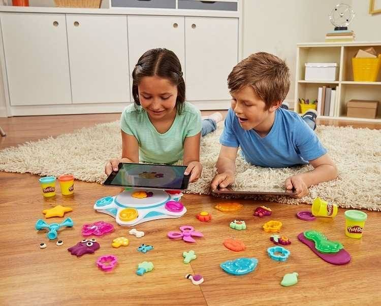 Play Doh Shape to Life Studio Set - Love from Mim