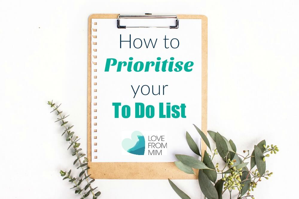 understand how to plan and prioritise How to prioritize when everything is a priority: 5 tips it's easy to feel overwhelmed when the to-do list gets long here's how to cut things down to size.