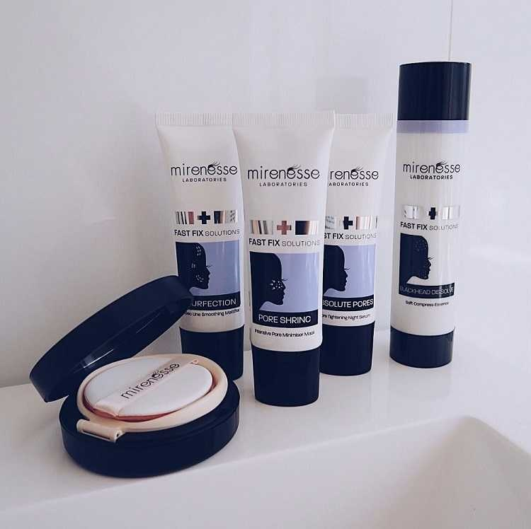 Mirenesse Skin Care Review - Love from Mim