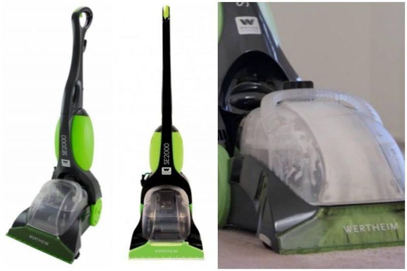 Wertheim Se2000 Deep Clean Carpet Shampooer Review Love