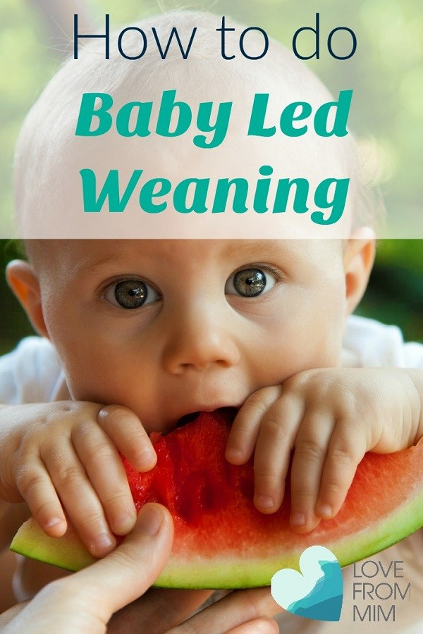 Are you thinking of doing baby led feeding? Here's my experience on how to do Baby Led Weaning + Free Baby Led Weaning First Foods Guide! #blw #babyledweaning #babyledfeeding #startingsolids #babyfood #firstfoods #babyfingerfood #gillrapley