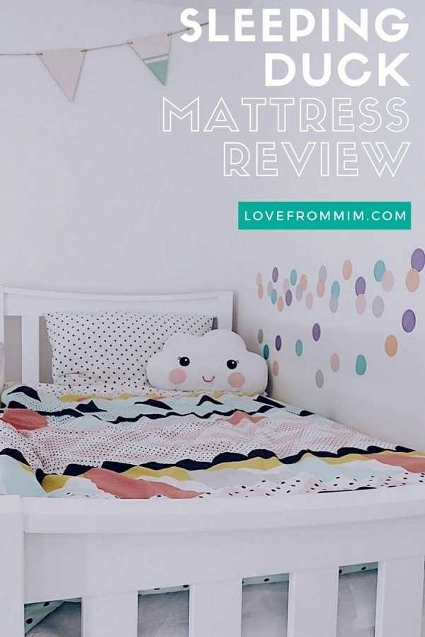 Sleeping Duck Mattress Review. If you're looking for a good quality and supportive mattress, read this review.