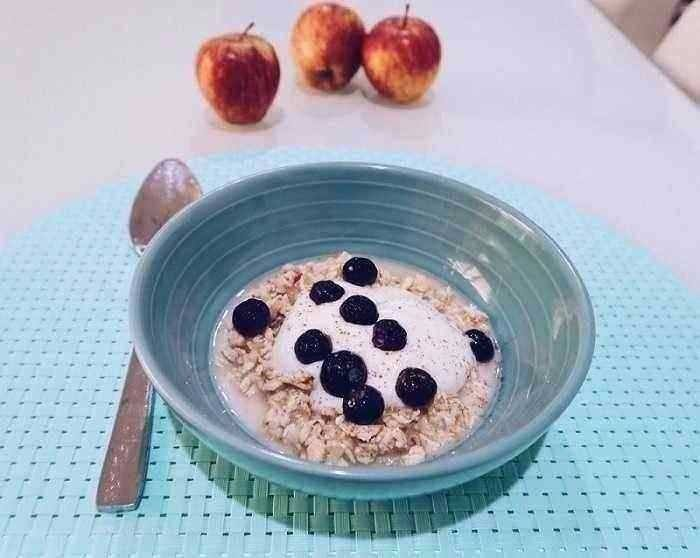 Delicious and Healthy Bircher Muesli - Love from Mim