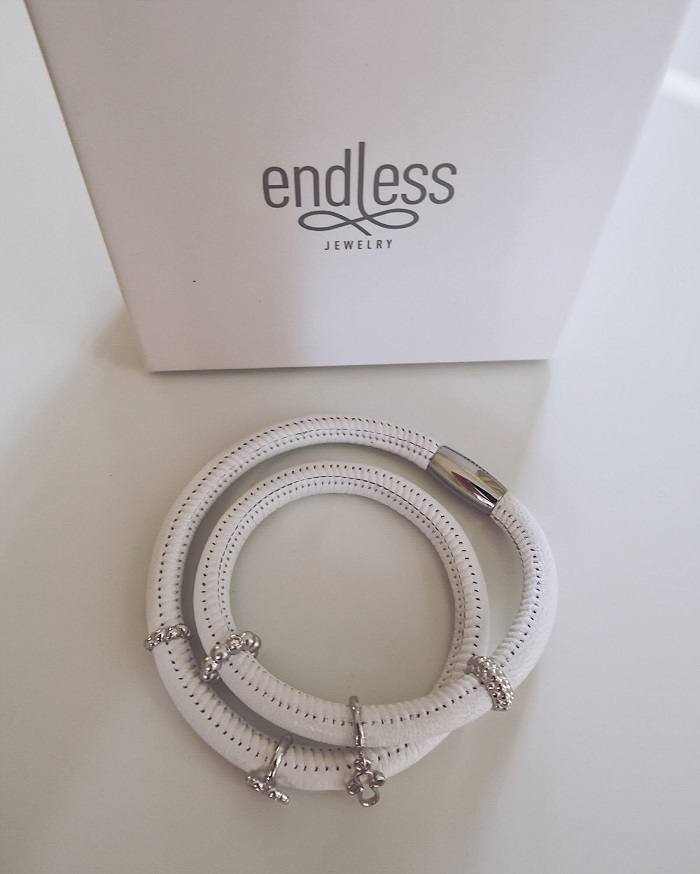 Nordic Jewellery Endless Bracelet Review - a gorgeous charm bracelet!