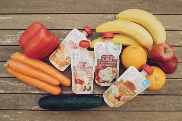 9 Changing Bag Essential Products including the Heinz for Baby range - Love from Mim Essential Products to pack in a Changing Bag for a day out with a baby