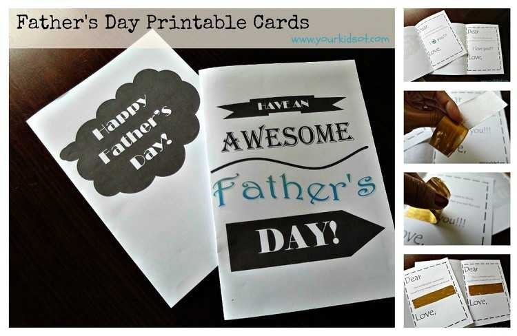 Fathers Day Scratchie Cards - Love from Mim