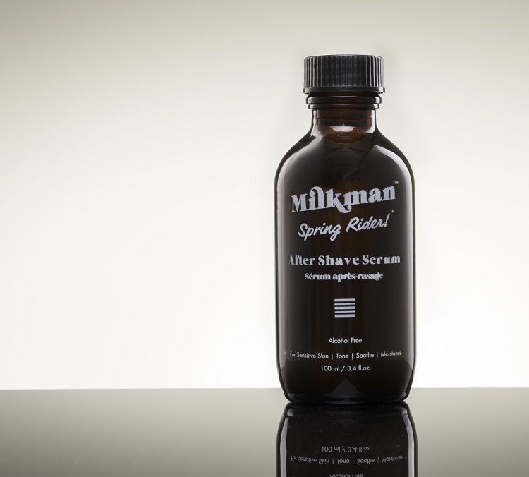 Milkman Grooming Co Spring Rider After Shave Serum - Love from Mim