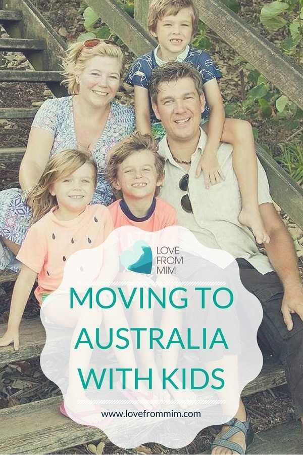 Moving to Australia with Kids - Love from Mim