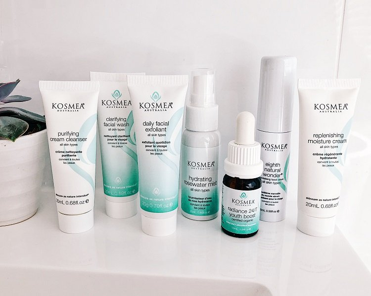 Kosmea Skin Care Review - Love from Mim - The Kosmea Illuminate Collection