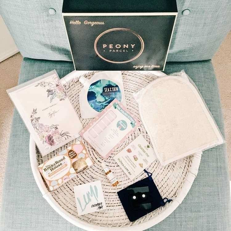 Peony Parcel Review - Love from Mim