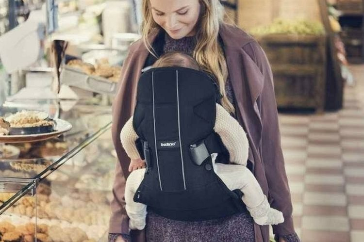 BabyBjorn Carrier One